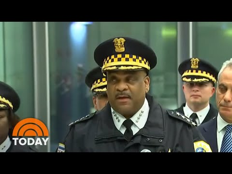 Chicago Hospital Shooting Leaves 4 Dead, Including Suspect | TODAY