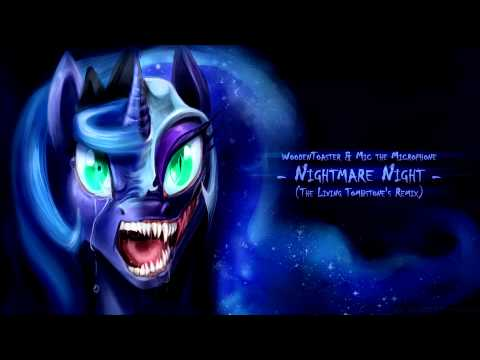 WoodenToaster and Mic the Microphone - Nightmare Night (The Living Tombstone's Remix)