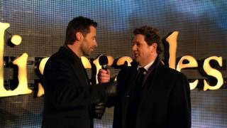 World Premiere: Les Misérables | Anne Hathaway, Hugh Jackman, Russell Crowe (The Fan Carpet)