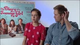 GLAMOUR interview: Diary Of A Teenage Girl - Alexander Skarsgard