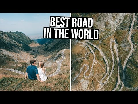 We Drove on the Greatest Driving Road in the World | Transfagarasan in Romania