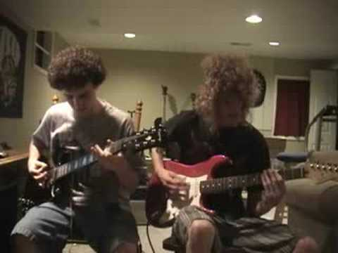 My Curse- Killswitch Engage cover (Redo)