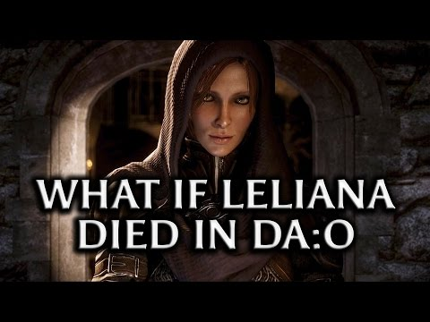 Dragon Age: Inquisition - What if Leliana died in DA:O
