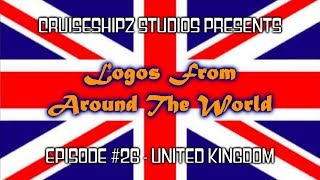 Logos From Around The World - Episode #26 - United Kingdom