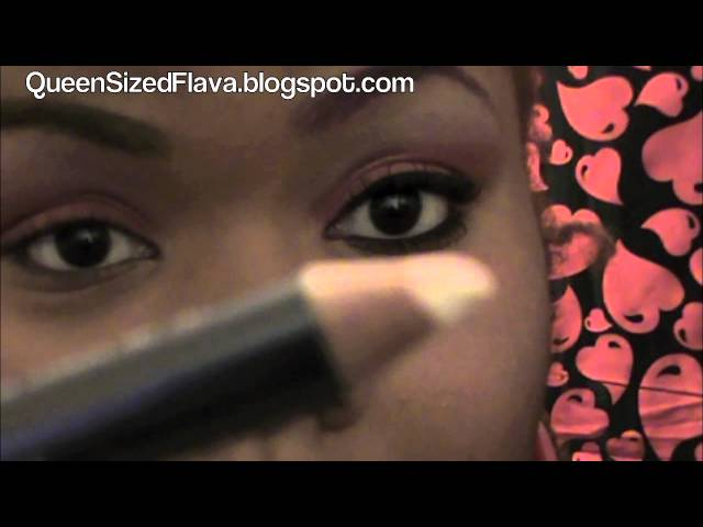 Color eyebrows tutorial...Maquillage de sourcils inspired by QueenofBlendingMUA