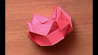 Crown Origami