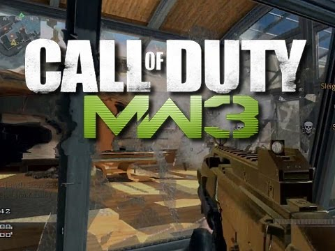 MW3 - Death Reaction Montage 10! (Funny MW3 Moments)