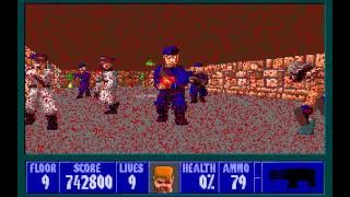 Let's Play Wolfenstein 3D 41: The Final Level