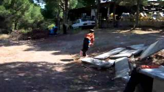 Kula İzcileri scouts Clean Up the World  Video2