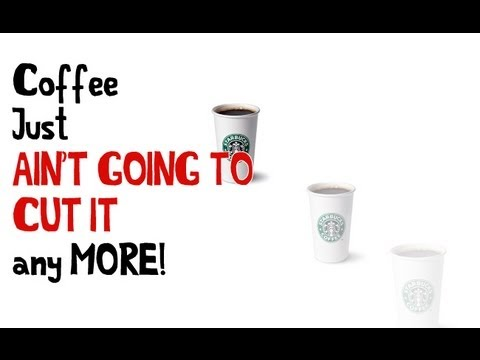 Reasons to Stop Drinking Coffee (short video)