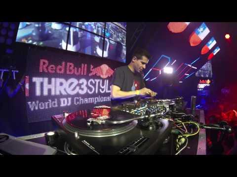 DJ BYTE - RedBull Thre3Style 2013 - Consigue el 2do Lugar.