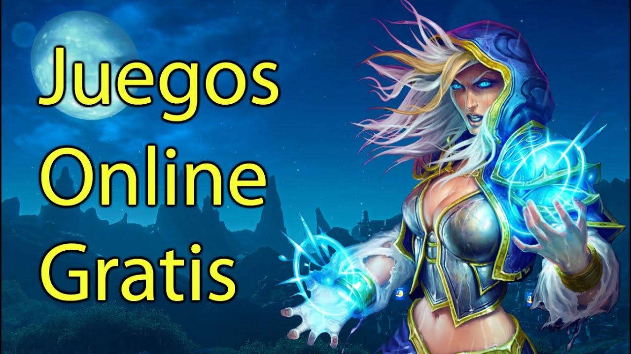 listado de los mejores juegos online: