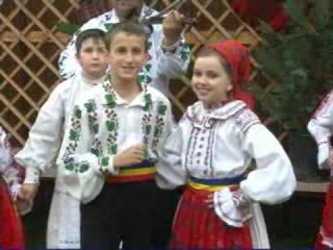 Georgiana Vesa & Sebastian Hahau – cantec popular II