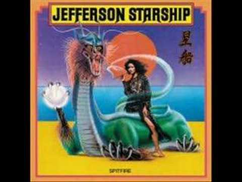 Jefferson Starship: With Your Love