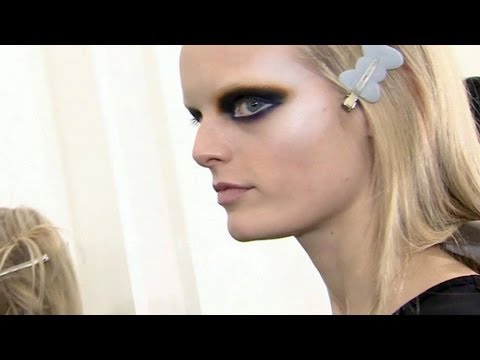Hanne Gaby Odiele - Model Talk | Fashion Week Fall/Winter 2012-13 | FashionTV