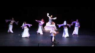 Althea & Oriental Divas - Mwashahat (Part of 'Romeo & Juliet' play)
