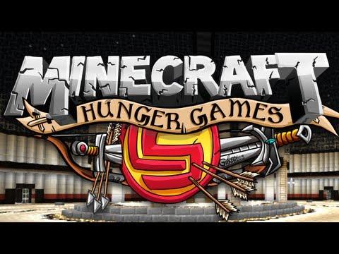 Minecraft: Hunger Games Survival w/ CaptainSparklez - GLADIATORS