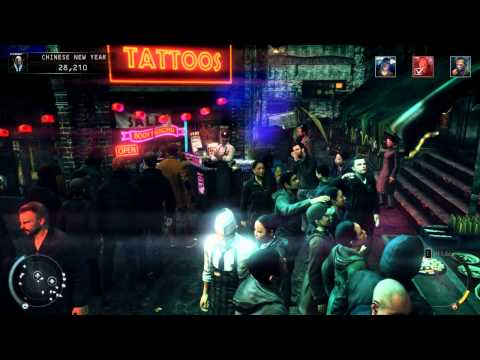 Hitman Absolution Gameplay Walkthrough Part 10 - Eliminating Wade's People