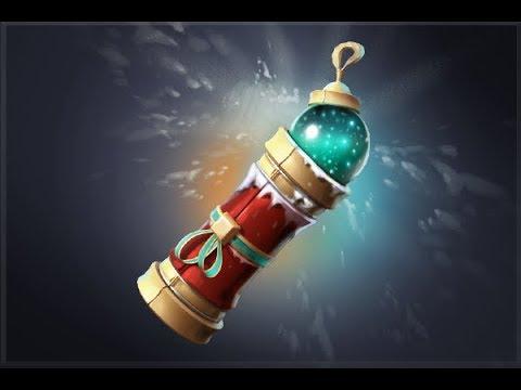 Dota 2 Chest Opening:  Frostivus 2017 Treasure