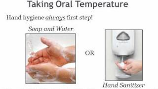 How to take an oral temperature2