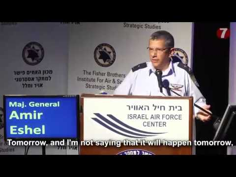 Israel : The Syrian Military attacks Israeli Forces on the Golan Heights (May 22, 2013)