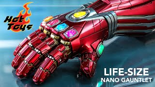 Avengers: Endgame - Nano Gauntlet Life-Size Replica by Hot Toys