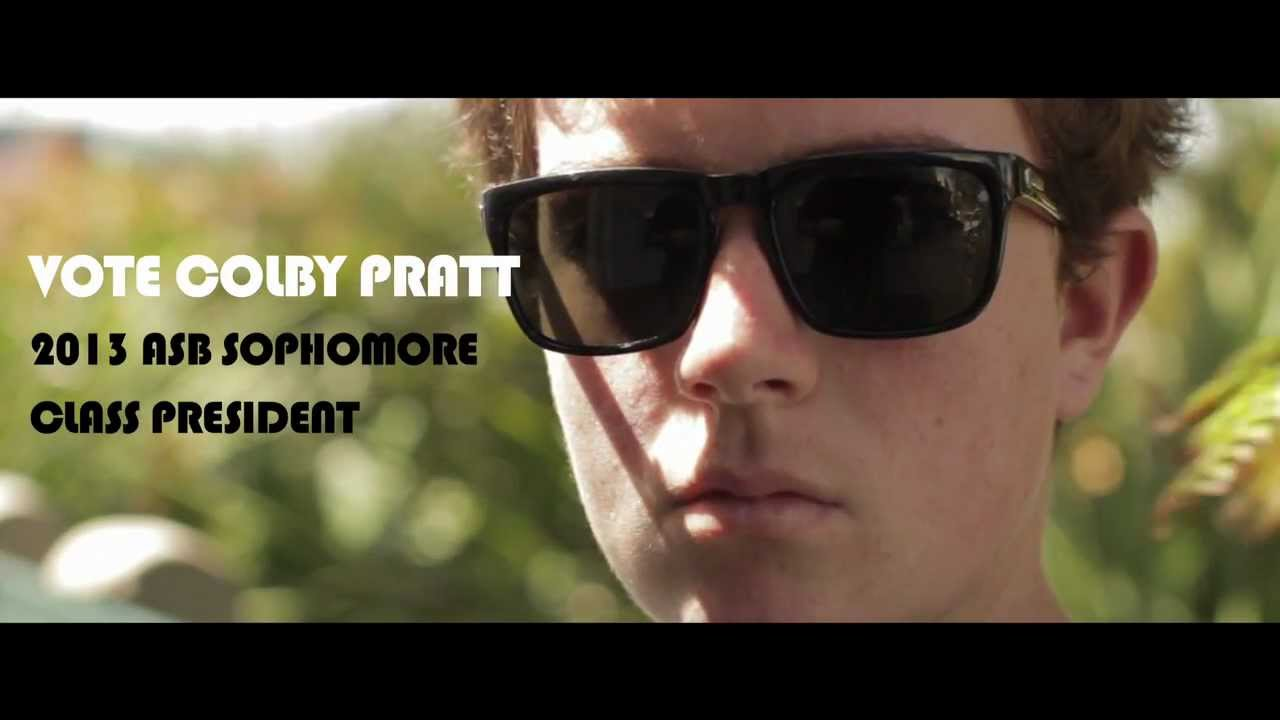 Best Sophomore Class President Campaign Video - YouTube