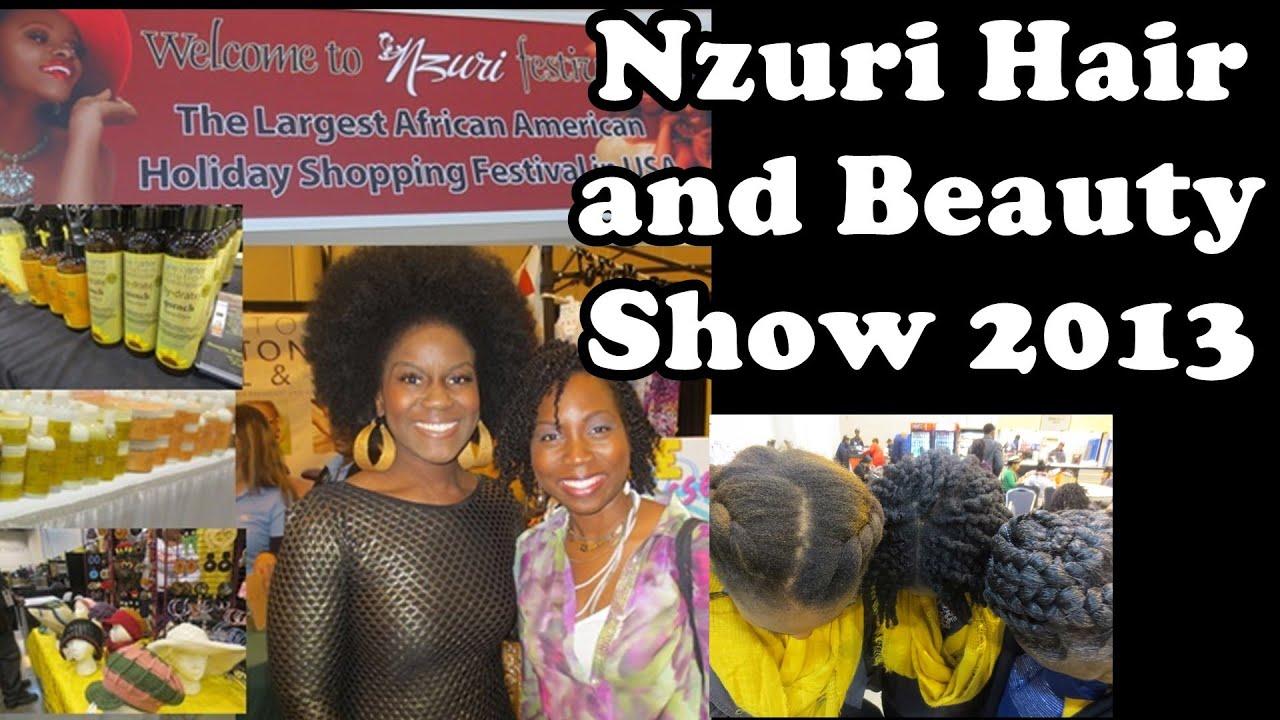 Nzuri Natural Hair Show