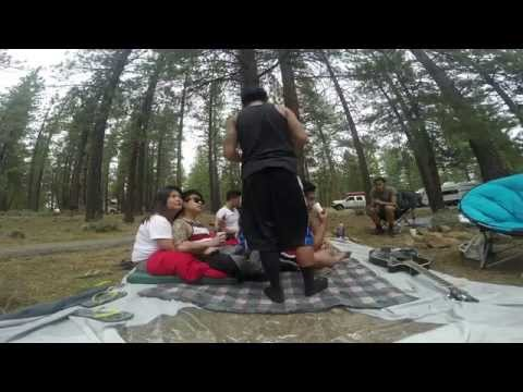 Logger Campground Camping (June 13-15) 2014