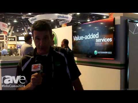InfoComm 2016: Nationwide Video Tells rAVe What to See at Their Booth