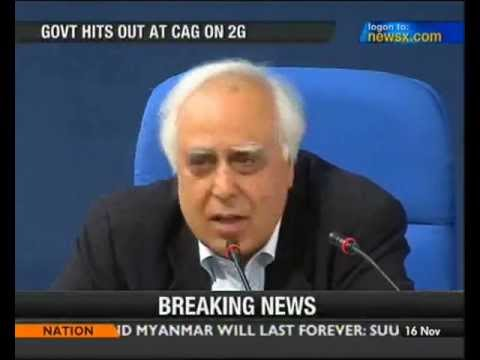 Sensationalism led to spectrum sale collapse: Sibal - NewsX