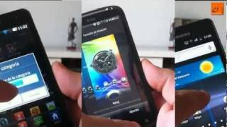 Review Samsung Galaxy S II vs LG Optimus 2X vs HTC Sensation (II)