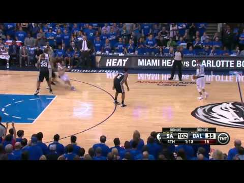 San Antonio Spurs vs Dallas Mavericks Game 3 | April 26, 2014 | NBA Playoffs 2014