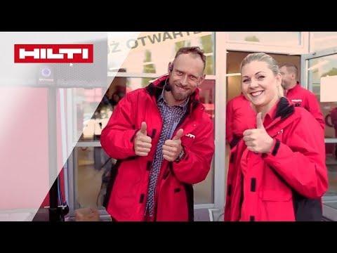 HILTI Otwarcie Hilti Store W Szczecinie