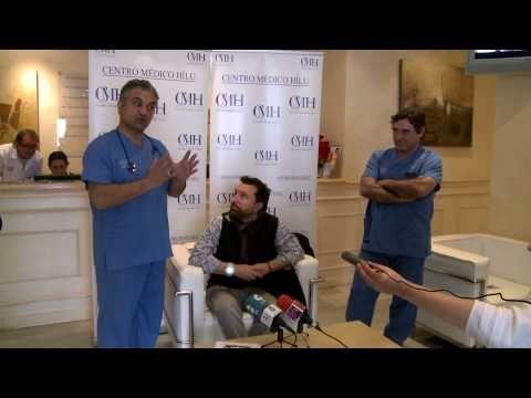 Implante c�lulas madre Jose Manuel Parada