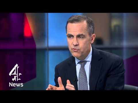 Mark Carney on the growth of China