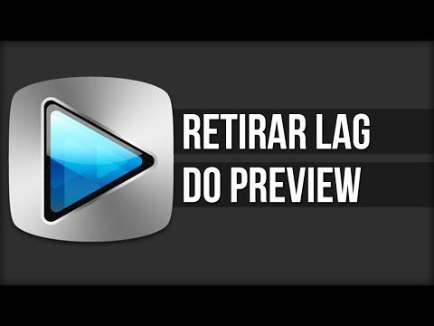 Tutorial Sony Vegas - Removendo Bordas Pretas e o Lag do Preview