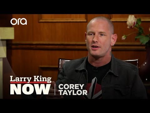 Why We're Not Releasing The Names Of Our New Musicians | Corey Taylor | Larry King Now Ora TV