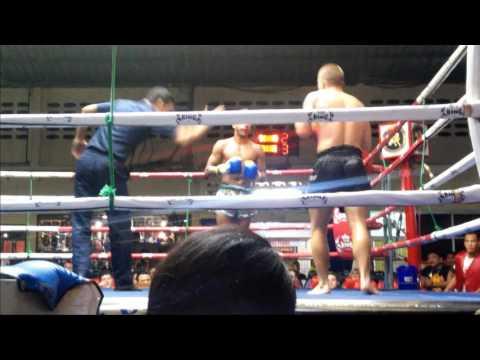 Mateusz Golsztajn vs Mickael (France) Championship fight / Fight-19