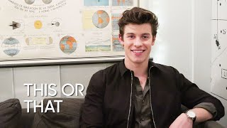 Download Lagu This or That: Shawn Mendes Gratis STAFABAND