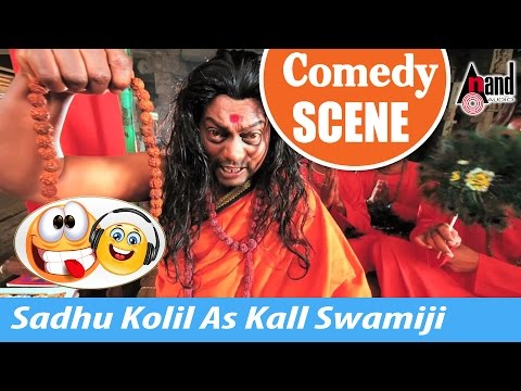 Power kannada movie doddanna super acting scenes kannada super scenes 96 thrisha