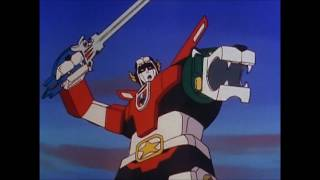 Voltron: Defender of the Universe (1984-1985) - Intro