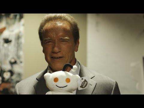 reddit-only premiere of Arnold Schwarzenegger's 'Maggie' in LA