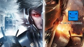 Кто такой Райден(Raiden)? (Metal Gear Rising: Revengeance)