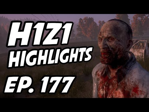 H1Z1: King of the Kill Daily Highlights   Ep. 177   stormen, ErycTriceps, TTHump, LyndonFPS