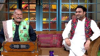 The Kapil Sharma Show - Uncensored Footage | Wadali Brothers