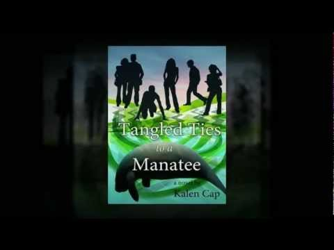 "Book trailer for ""Tangled Ties to a Manatee"""
