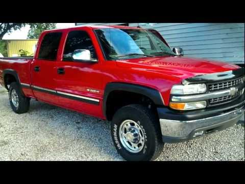 2002 Chevrolet Silverado 1500 HD Start Up. & Quick Drive - 162K