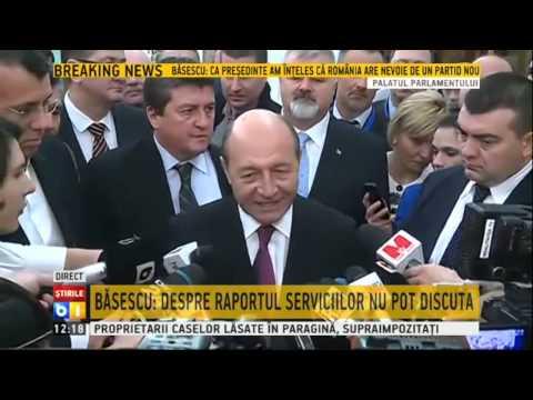 Traian Basescu: Udrea are obligatia sa mearga in fata procurorilor