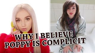 Why Poppy May Not Be Innocent in the Mars Argo Lawsuit + Unseen Poppy Footage